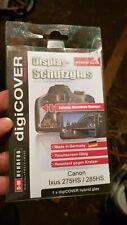 S + M digiCover hybrid lens Canon IXUS 275HS / 285HS S + M digiCover hybrid glas