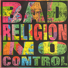 BAD RELIGION - NO CONTROL - CD SIGILLATO