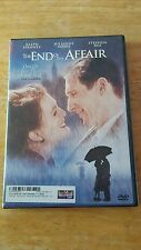 THE END OF THE AFFAIR -DVD-RALPH FIENNES-JULIANNE MOORE -STEPHEN REA