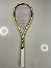 Black Knight Ion X-Force Yellow  Squash Racquet Great