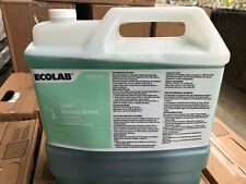 (9.46L) EcoLab 6100141 Oasis Morning Breeze Room Refresher 2.5gal liquid cleaner