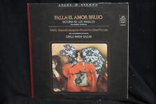 Victoria De Los Angeles Falla-El Amor Brujo - Angel Records