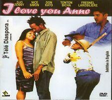 "I LOVE YOU ANNE ""TonTon Bicha"" -Haitian Comedy DVD - Creole Humor Funny Family"