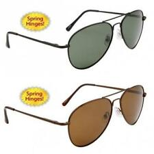 Gafas de sol de hombre sin marca de metal