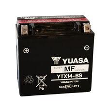 Batteria ORIGINALE Yuasa YTX14-BS Aprilia Caponord 1000 2001/2008