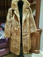 pelliccia visone biondo in vendita   eBay
