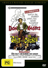 The Ghost and Mr Chicken (dvd 1966) R4 Movie Don Knotts