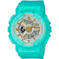 Casio BABY-G Sea Glass Colors Limited Edition BA-110SC-2A Women 2020 Brand New