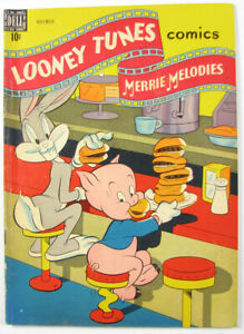 Looney Tunes Merrie Melodies Golden Age Comic Book #85  1948 Bugs Bunny