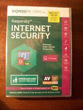 NIB Kaspersky Internet Security 3 devices 2016