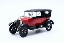 Vintage Rio 1918 Fiat Model 501s Torpedo Red / Black GC 1:43 Scale 320EC Loose