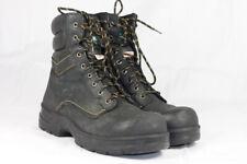 DAKOTA Men's 8'' 877 Steel Toe Steel Plate Work Boots, UK 10 / EU 45