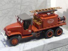 1/87 REE Modeles GMC Feuerwehr Pompiers Charente Maritime CB-084