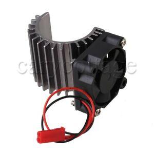 380 Cooling Fan Motor Heat Sink 308005 for RC1:16 Model Car