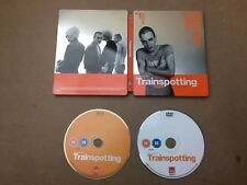 Trainspotting Blu Ray 2 disc Steelbook Collector's Edition