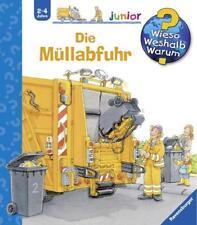 Die Müllabfuhr / Wieso? Weshalb? Warum? Junior Bd. 16 von Peter Nieländer (2006, Ringbuch)