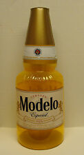 """CERVEZA MODELO ESPECIAL 30"""" TALL BEER BOTTLE INFLATABLE NEW"""