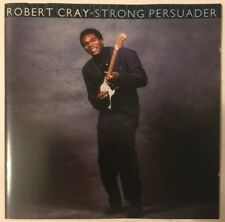 ROBERT CRAY STRONG PERSUADER CD MERCURY RED GREY LABEL USA WEST GERMAN PRESS