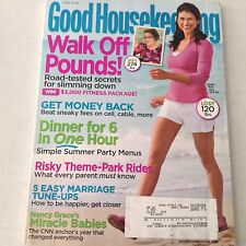 Good Housekeeping Magazine Sarah Bell Dinner For 6 June 2008 062017nonrh