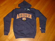 AUBURN TIGERS   EMBROIDERED  Hooded Sweatshirt NWT NEW .sz.....  MEDIUM
