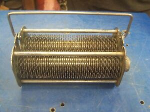 TOLEDO 5255 & OTHERS LIFT OUT UNIT MEAT TENDERIZER STEAK CUBER NO COMBS