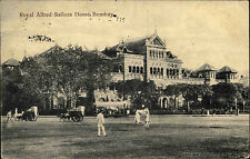 Mumbai Bombay Indien India Maharashtra AK 1910 Royal Afred Sailors Home Gebäude