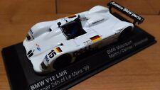 BMW V12 LMR #15 Winner Le Mans 1999 1:43 Minichamps