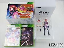 Muv Luv + Alternative Twin Pack w/ Figma Xbox 360 Japanese Import US Seller