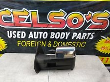 2007-2014 ford f-150 left side Door chrome Mirror OEM 1-a