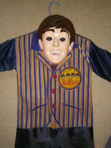The Beatles 1964 NEMS Kids Halloween Costume
