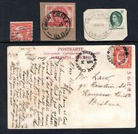 Queensland cracker all rated postmark selection from SWAN CREEK