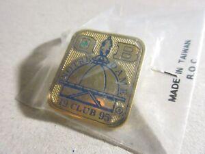 Notre Dame 1995 QB Club Football Pin