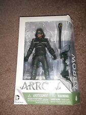 Green Arrow season 2 Oliver Queen hood CW TV action figure #4 by DC Collectibles