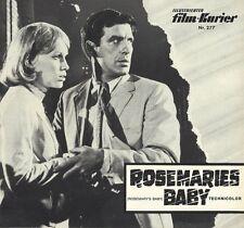 MFK 277 | ROSEMARIES BABY | Mia Farrow | Regie: Roman Polanaski | Top erhalten