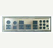 MS-7906 MS-7778 custom-tailor  I//O Shield for A58M-E33
