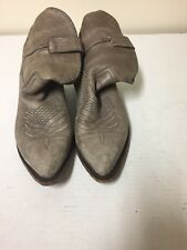 Frye Boots Billy Short 77815 Leather Western Cowgirl Size 8.5 Womens