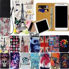 For Various Google SmartPhones - Leather Wallet Card Stand Flip Case Cover