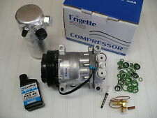 Frigette A/C Compressor Kit For 1996-2000 C2500 Suburban 5.7L, 6.5L, 7.4L