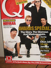 Q MAGAZINE NUMBER 221 DECEMBER 2004  ELTON JOHN