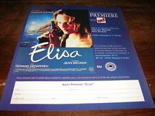 VANESSA PARADIS - PUBLICITE ELISA - PREMIERE !!!!!!!!!!