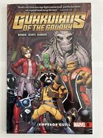 Guardians of the Galaxy Volume 1: Emperor Quill Marvel Comics TPB Graphic Novel