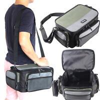 Carp Fishing Bags Waterproof Outdoor Fishing Tackle Camping Storage Bag Case UK