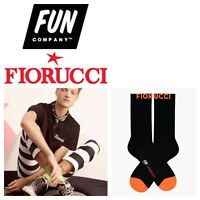 🆕FIORUCCI Fun X Socks Crew Knit ONE SIZE Unisex Men's/Women's Italian🆕️