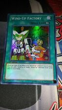 Wind-Up Factory - GENF-EN054 - Super Rare - 1st - LP Yugioh
