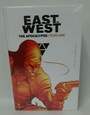 East of West The Apocalypse Year One HC Jonathan Hickman Nick Dragotta New Seald