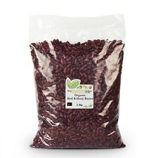 Organic Red Kidney Beans 2.5kg | Buy Whole Foods Online | Free UK Mainland P&P