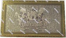 Legendary Decks II 2 Yu-Gi-Oh God Cards Exodia Blue Red Eyes Yugi Kaiba Joey NEW