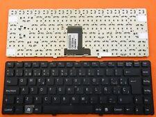 Teclado Sony VPC-EA series Negro sin marco      0130016-M