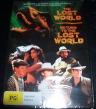 The Lost World / Return To The Lost World (Australia Region 4) DVD – New