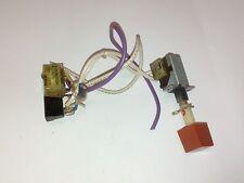 Tascam 32/34 Power botton (reel to reel)